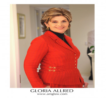 Image of Gloria Allred New York New York at Professional Organization of Women of Excellence Recognized