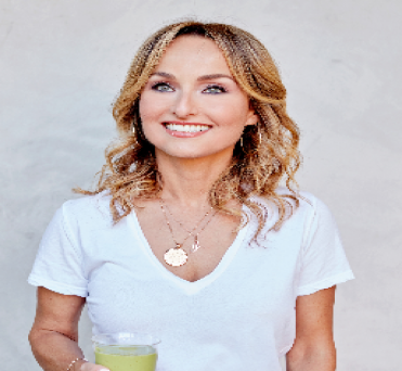 Image of Giada De Laurentiis Los Angeles California at Professional Organization of Women of Excellence Recognized