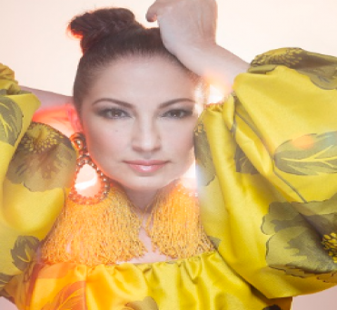 Image of Gloria Estefan Miami Florida at Professional Organization of Women of Excellence Recognized
