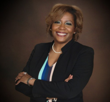 Image of Adrienne D. Mayfield Cumming Georgia at Professional Organization of Women of Excellence Recognized