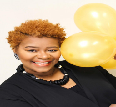 Image of Adrienne T. Jones Columbia South Carolina at Professional Organization of Women of Excellence Recognized