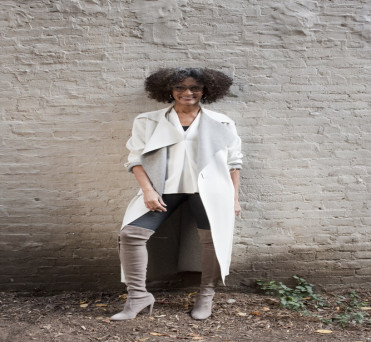 Image of Carla Hall Washington District of Columbia at Professional Organization of Women of Excellence Recognized