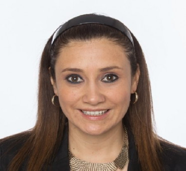 Image of Angy Vinueza Clifton New Jersey at Professional Organization of Women of Excellence Recognized