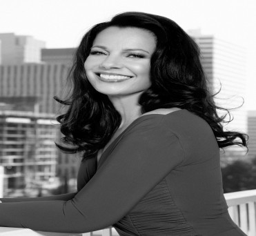 Image of Fran Drescher Malibu California at Professional Organization of Women of Excellence Recognized