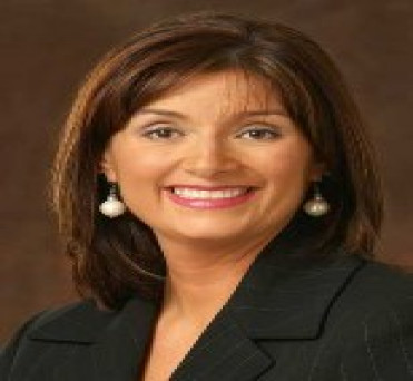 Image of Michelle L. Saenz-Rodriguez Dallas Texas at Professional Organization of Women of Excellence Recognized