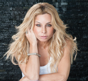 Image of Faye Resnick West Hollywood California at Professional Organization of Women of Excellence Recognized