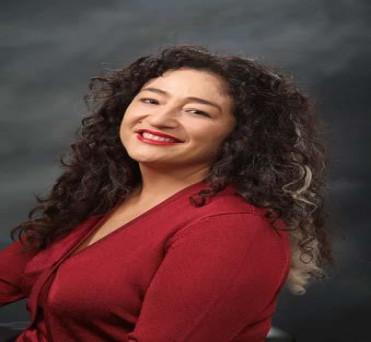 Image of Alma D. Donato Santa Cruz California at Professional Organization of Women of Excellence Recognized